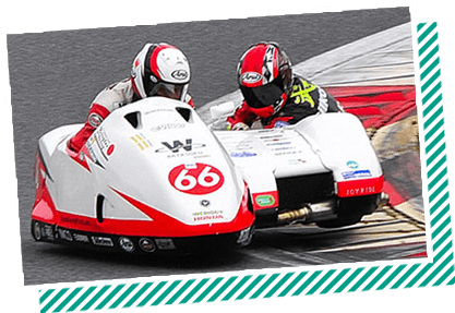 RACING SIDECAR